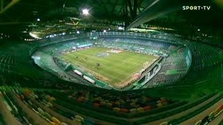 Sporting CP x Rio Ave FC: Confere aqui a constituição das equipas!