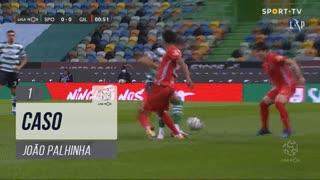 Sporting CP, Caso, João Palhinha aos 1'