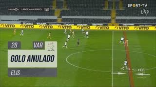 Boavista FC, Golo Anulado, Elis aos 28'