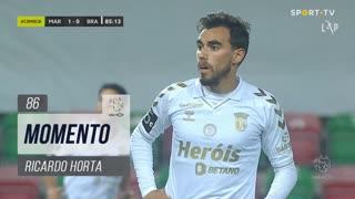 SC Braga, Jogada, Ricardo Horta aos 86'