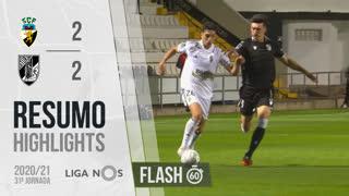 Liga NOS (31ªJ): Resumo Flash SC Farense 2-2 Vitória SC