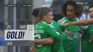 GOLO! SC Farense, Licá aos 25', Boavista FC 0-1 SC Farense