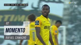 Rio Ave FC, Jogada, Rafael Camacho aos 82'