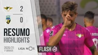 I Liga (1ªJ): Resumo Flash Moreirense FC 2-0 SC Farense