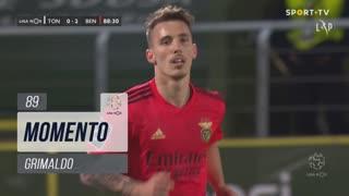 SL Benfica, Jogada, Grimaldo aos 89'