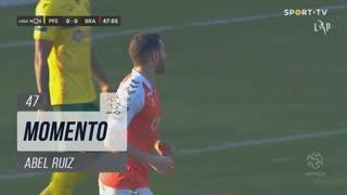 SC Braga, Jogada, Abel Ruiz aos 47'