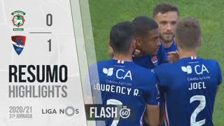 I Liga (31ªJ): Resumo Flash Marítimo M. 0-1 Gil Vicente FC