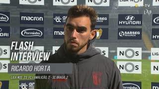 Ricardo Horta:
