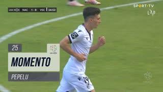 Vitória SC, Jogada, Pepelu aos 25'