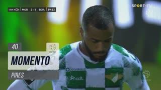 Moreirense FC, Jogada, Pires aos 40'