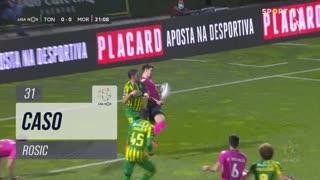 Moreirense FC, Caso, Rosic aos 31'