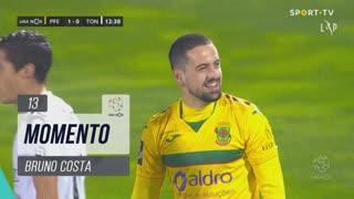 FC P.Ferreira, Jogada, Bruno Costa aos 13'