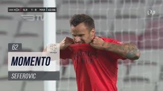 SL Benfica, Jogada, Seferovic aos 62'