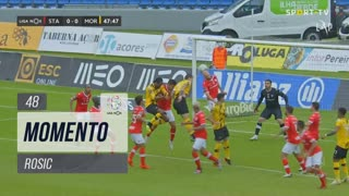 Moreirense FC, Jogada, Rosic aos 48'