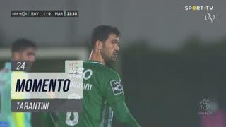 Rio Ave FC, Jogada, Tarantini aos 24'