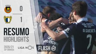 Liga NOS (20ªJ): Resumo Flash Rio Ave FC 0-1 FC Famalicão