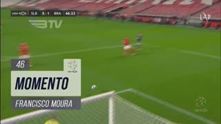 SC Braga, Jogada, Francisco Moura aos 46'
