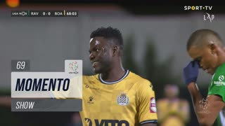 Boavista FC, Jogada, Show aos 69'