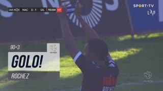 GOLO! CD Nacional, Rochez aos 90'+3', CD Nacional 2-1 Gil Vicente FC