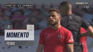 Gil Vicente FC, Jogada, Pedro aos 3'