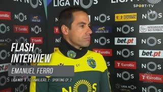 Emanuel Ferro: