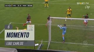 FC P.Ferreira, Jogada, Luiz Carlos aos 6'
