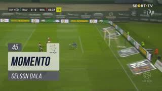Rio Ave FC, Jogada, Gelson Dala aos 45'