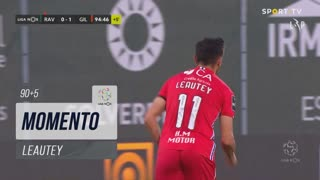 Gil Vicente FC, Jogada, Leautey aos 90'+5'