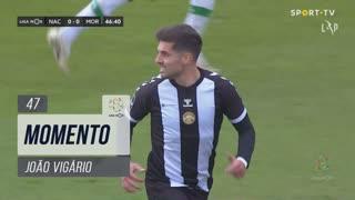 CD Nacional, Jogada, João Vigário aos 47'