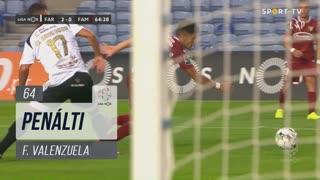FC Famalicão, Penálti, F. Valenzuela aos 64'