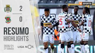 Liga NOS (27ªJ): Resumo Boavista FC 2-0 FC P.Ferreira