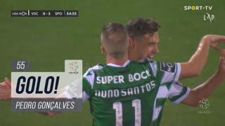 GOLO! Sporting CP, Pedro Gonçalves aos 55', Vitória SC 0-3 Sporting CP
