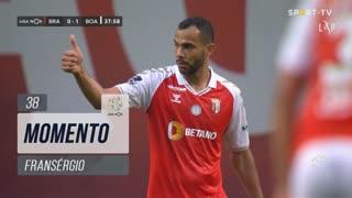 SC Braga, Jogada, Fransérgio aos 38'