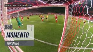 SC Braga, Jogada, Tormena aos 63'