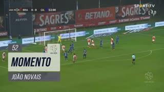 SC Braga, Jogada, João Novais aos 52'