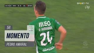 Rio Ave FC, Jogada, Pedro Amaral aos 58'