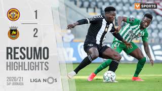 Liga NOS (34ªJ): Resumo CD Nacional 1-2 Rio Ave FC