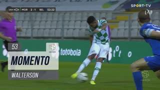 Moreirense FC, Jogada, Walterson aos 53'