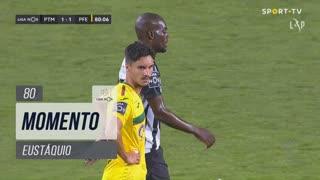 FC P.Ferreira, Jogada, Eustáquio aos 80'