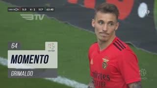 SL Benfica, Jogada, Grimaldo aos 64'