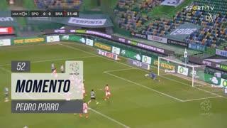 Sporting CP, Jogada, Pedro Porro aos 52'
