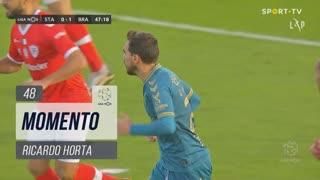 SC Braga, Jogada, Ricardo Horta aos 48'
