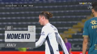 FC Famalicão, Jogada, Kraev aos 80'
