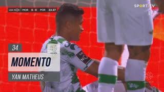 Moreirense FC, Jogada, Yan Matheus aos 34'