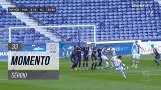FC Porto, Jogada, Sérgio aos 33'
