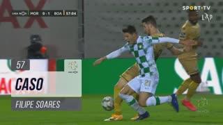Moreirense FC, Caso, Filipe Soares aos 57'