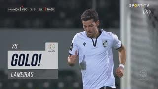 GOLO! Vitória SC, Lameiras aos 78', Vitória SC 2-3 Gil Vicente FC