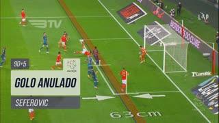 SL Benfica, Golo Anulado, Seferovic aos 90'+5'