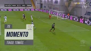 Sporting CP, Jogada, Tiago Tomás aos 78'