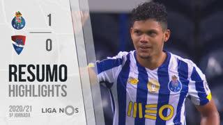 Liga NOS (5ªJ): Resumo FC Porto 1-0 Gil Vicente FC
